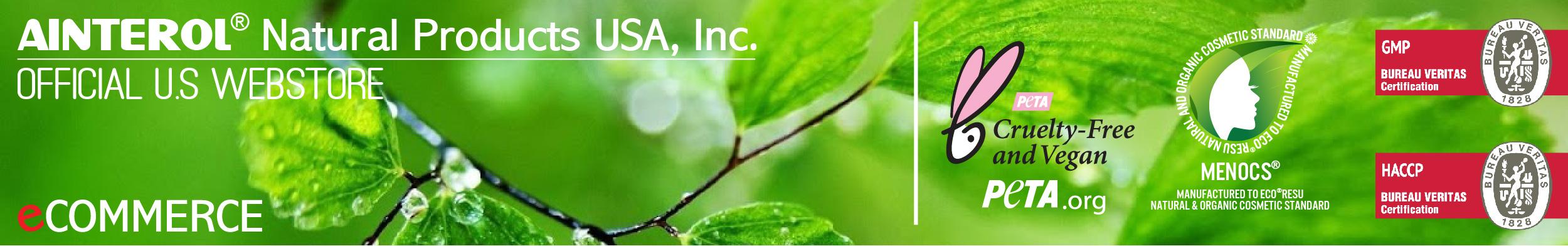 AINTEROL Natural Products USA, Inc.